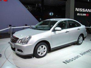 Nissan Almera от ВАЗа будет оборудован качественными составляющими